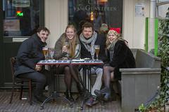 Haarlem, Vijfhoek (Tim Boric) Tags: café haarlem vijfhoek terras biertje beer vrienden friends