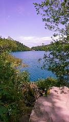 IMG_20190720_140155945-2 (schoolartBYschoolboy) Tags: auvergne puydedome lake forest vulcan