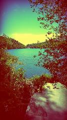 IMG_20190720_140157857-2 (schoolartBYschoolboy) Tags: auvergne puydedome lake forest vulcan