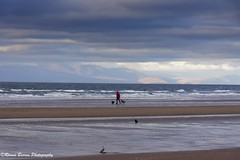 Arran clouds and sunlight (RCB4J) Tags: sonyslta77v sonydt18250mmf3563 sonyalpha rcb4j ronniebarron art photography on1 on1photoraw2020 dxopl3 nik scotland landscape seascape isleofarran firthofclyde ayrshire ayrshirecoast clydecoast weather clouds sunlight whitehorses irvinebeach hss winter dogwalking