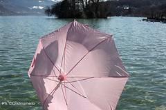 shadow of the girl (swlbigqe72) Tags: lake light umbrella shadow girl