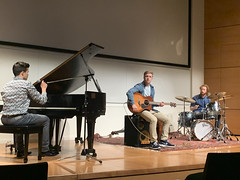 PM20191208-001.jpg (Menlo Photo Bank) Tags: photobypaulmorgan people martinhall upperschool performance fall menloschool arts leo students favorite smallgroup guitar 2019 music boys drums atherton ca usa