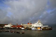 (Zak355) Tags: rothesay bute isleofbute scotland scottish mvbute calmac stormbound mvargyle ferry ferries riverclyde