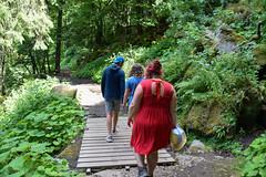 sBs_1907(vac2)_0083-2 (schoolartBYschoolboy) Tags: auvergne puydedome lake forest vulcan family bridge walk back