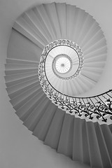 Spiralling (mg photography2) Tags: tulipstairs tulip staircase stairwell spiral queenshouse greenwich london england uk architecture architectural interior building history travel tourism visitlondon historic indoor art canon