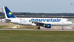 Airbus A320-214 TS-INR Nouvelair Tunisie (William Musculus) Tags: stuttgart flughafen str edds airport spotting aviation william musculus plane airplane tsinr nouvelair tunisie airbus a320214 a320200 lbt bj