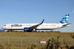 N2016J  A321-271NX(SL)  JetBlue Airways (n707pm) Tags: n2016j a321 airbus 321neo neo 321271nx airport airplane aircraft airline mco kmco florida usa orlandomccoyairport orlandoairport jbu jetblueairways 06122019 cn8893