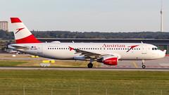 Airbus A320-214 OE-LBR Austrian Airlines (William Musculus) Tags: stuttgart flughafen str edds airport spotting aviation william musculus plane airplane oelbr austrian airlines airbus a320214 a320200 os aua
