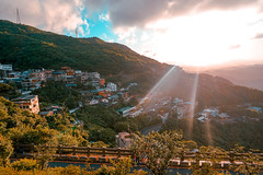 -August 01, 2019 01s-06m-11h.jpg (Reu_O) Tags: 2019 coast coastal jiufen outdoor roc republicofchina seaside spiritedaway summer tourism town asia eastasia formosa sky taipei taiwan village