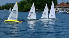 Valenciennes RC Laser (BILLARD Jean-Claude) Tags: sail voile modelisme bateau boat vrc regate valenciennes etang du vignoble 2019 hampionnat des nations laser rc