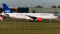 SAS OY-KAT A320-232 EGCC 29.10.2019 (airplanes_uk) Tags: 29102019 a320 a320232 airbus aviation egcc man manchesterairport oykat planes sas scandinavianairlines avgeek