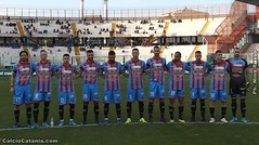 formazione Catania (calciocatania) Tags: catania rende serie c lega pro stadio massimino calcio