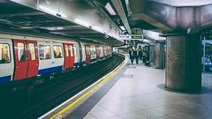 Westminster (Ross / rossographer) Tags: westminster westminstertube tubestation tfl londonunderground london undergroundstation underground