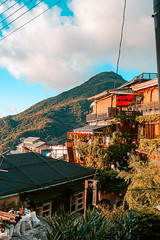 -August 01, 2019 07s-08m-11h.jpg (Reu_O) Tags: 2019 coast coastal jiufen outdoor roc republicofchina seaside spiritedaway summer tourism town asia eastasia formosa sky taipei taiwan village