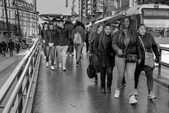 XPRO7709-1 (Lawrence Holmes.) Tags: fuji xpro1 streetphotography street blackandwhite manchester uk lawrenceholmes