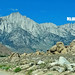 Road to Mt Whitney, Lone Pine, CA 10-19