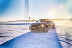 BMW i4 in winter tests before mass production (carfoni) Tags: bmw i4 winter tests before mass production httpwwwcarfoninet201912bmwi4inwintertestsbeforemasshtml