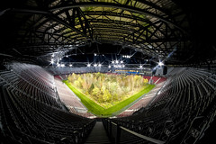 For Forest (CoolMcFlash) Tags: klagenfurt wörthersee stadion forforest carinthia austria tree nature project art fujifilm xt2 fisheye samyang arena kärnten österreich forest wald bäume natur kunst projekt fischauge fotografie photography night nacht