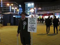 High Street Uxbridge (portemolitor) Tags: london hillingdon uxbridge highstreet generalelection candidate williamtobin general election william tobin