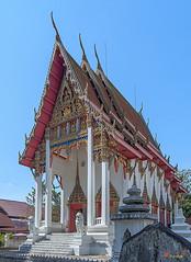 Wat Maneewanaram Phra Ubosot (DTHU0664) (Gerry Gantt Photography) Tags: thailand temple scenic wat ubonratchathani tambonnaimueang mueangubonratchathanidistrict watmaneewanaram watmaniwanaram watpaanoi ประเทศไทย ตำบลในเมือง วัดมณีวนาราม วัดป่าน้อย จังหวัดอุบลราชธานี อำเภอเมืองอุบลราชธานี