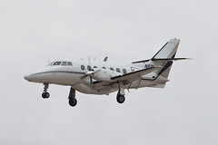 Private British Aerospace BAe-3101 Jetstream 31 N831JS (jbp274) Tags: nzy knzy northisland nasnorthisland airport airplanes bae britishaerospace jetstream jetstream31 bae3101