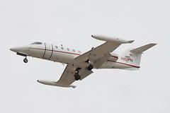 Private (Flight International Aviation) Learjet 35A N52FN (jbp274) Tags: nzy knzy northisland nasnorthisland airport airplanes learjet bizjet