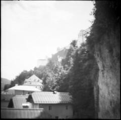 salzburg (inmelancholysilence) Tags: film analog analogue lofi lomo lomography dianamini squareformat salzburg austria