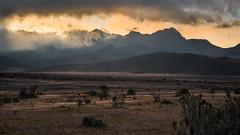 Stormy Ruminahui sunset (Vojvoda Fine Art Photography) Tags: andes cotopaxi sunset mountain storm nature clouds landscape volcano nationalpark scenery outdoor dusk rumiñahui southamerica ecuador