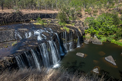 Millstream Falls (agasfer) Tags: 2019 australia pentax k3 sigma1020 waterfalls hiking
