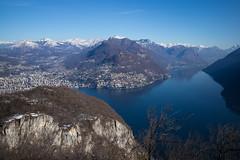 Lugano (Toni_V) Tags: m2409981 rangefinder digitalrangefinder messsucher leica leicam mp typ240 type240 28mm elmaritm12828asph hiking wanderung randonnée escursione morcotelugano lugano montesansalvatore alps alpen landscape ticino tessin switzerland schweiz suisse svizzera svizra europe ©toniv 2019 190209