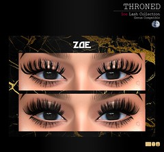 Throned (yungiconevent) Tags: yung icon yungicon event second life secondlife imvu shopping mall eyes bags purses phones makeup shoes dresses bails starbucks skins lashes chokers lipgloss poses shapes instagram flickr facebook store boots ads models christmas holiday necklace