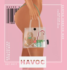 Havoc Unlocked (yungiconevent) Tags: yung icon yungicon event second life secondlife imvu shopping mall eyes bags purses phones makeup shoes dresses bails starbucks skins lashes chokers lipgloss poses shapes instagram flickr facebook store boots ads models christmas holiday necklace