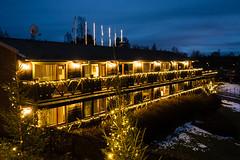 DSCF2296-2 (Ringela) Tags: greens hotell tällberg december 2019 dalarna sweden fujifilm xt1 building light night