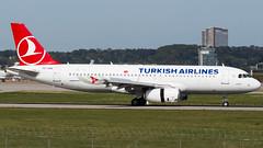 Airbus A320-232 TC-JPO Turkish Airlines (William Musculus) Tags: stuttgart flughafen str edds airport spotting aviation william musculus plane airplane tcjpo turkish airlines airbus a320232 a320200 tk thy