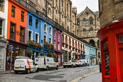 Photo of Edinburgh: Victoria Street