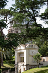 Vatican Gardens (kruijffjes) Tags: rome heiligestoel italy vatican garden italië vaticangardens giardinivaticani