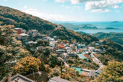 -August 01, 2019 11s-50m-08h.jpg (Reu_O) Tags: 2019 coast coastal jiufen outdoor roc republicofchina seaside spiritedaway summer tourism town asia eastasia formosa sky taipei taiwan village