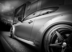 G37 (Dave GRR) Tags: infiniti g37 cars coffee toronto olympus monochrome mono sportscar jdm black white autoshow meetup custom