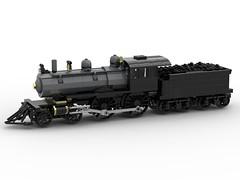 Lego NYC 999 (Johnbeere) Tags: lego nyc 999 steam 440