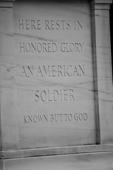 Arlington National Cemetary (trident2963) Tags: arlington va virginia washington dc tomb unknown unknowns soldier resting place guard united states army old white black bw changing wreath ceremony winter