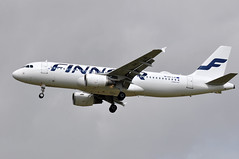 OH-LXI  CDG (airlines470) Tags: msn 1989 a320214 a320 a320200 finnair cdg airport ohlxi