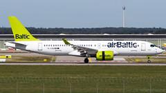 Bombardier CSeries CS300 YL-CSG Air Baltic (William Musculus) Tags: stuttgart flughafen str edds airport spotting aviation william musculus ylcsg air baltic bombardier cseries cs300 bd5001a11 plane airplane a220300 bt bti