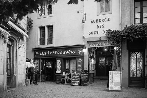 Cafe Le Trouvere