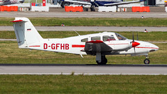 Piper PA-44-180 Seminole D-GFHB Aero-Beta (William Musculus) Tags: stuttgart flughafen str edds airport spotting aviation william musculus plane airplane piper pa44180 seminole dgfhb aerobeta pa44