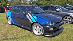 FORD ESCORT COSWORTH RS (gti-tuning-43) Tags: auto cars automobile voiture gathering sportscar 2018 rasso rassemblement ambert voituresportive petitesportive ford rs escort cosworth