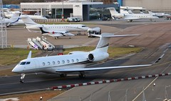 Photo of LX-DLF Gulfstream G650