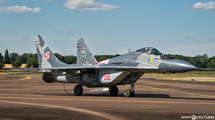 Mikoyan MiG-29A Fulcrum RED 56