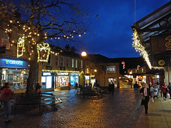 (Chris Hester) Tags: 495p halifax christmas lights woolshops greggs marks spencer ms
