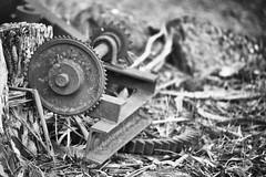 Machina (Keith Midson) Tags: machine gears machinery decay abandoned tasmania canon sigma 150500mm
