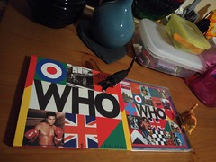 The new album by The Who is out! (Chris Hester) Tags: 499 who cd album deluxe cats